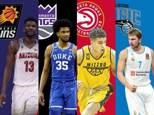 NBA Draft 2018: Post Combine Mock Draft