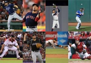 MLB announces 2017 Gold Glove Awardrecipients