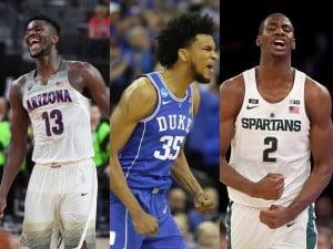 NBA Mock Draft 2.0