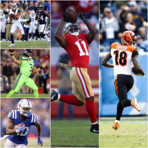 Top five plays from week 10 in the NFL