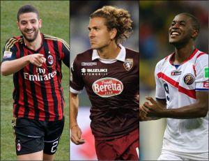 Milan, tre nomi per una sola maglia