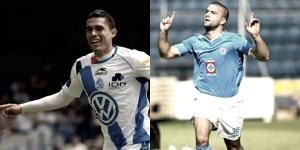 Puebla y Cruz Azul, en sequía de campeones de goleo