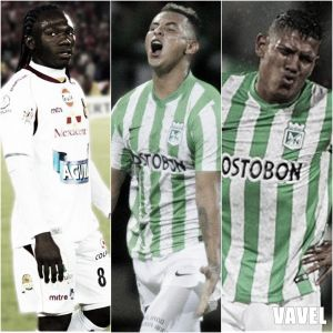 Chará, Cardona y Mejía vestirán la camiseta del Monterrey
