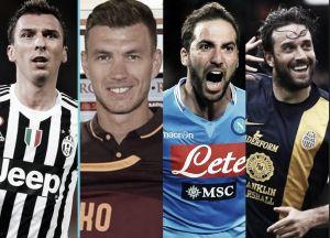 Mandzukic, Dzeko, Higuain, Toni: la Serie A riscopre il centravanti