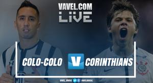 Resultado Colo-Colo x Corinthians na Libertadores da América (1-0)