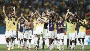 Colombia vs El Salvador en vivo