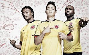 La selección tiene nueva camiseta para la Copa América