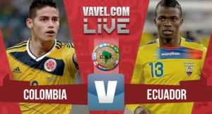Goles del Colombia 3-1 Ecuador en Eliminatorias Rusia 2018