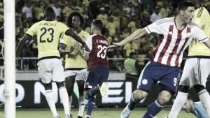 Qualificazioni Russia 2018 - Il Paraguay sbanca la Colombia e rimane più vivo che mai (1-2)