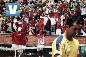 A Colombia le faltó tenis