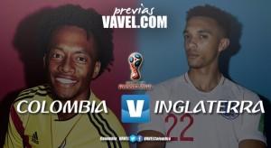 Colombia – Inglaterra: 'tricolor' a cambiar la historia
