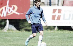 Colo Romero cumplió la sanción automática y volverá al equipo