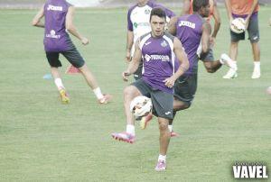Adrián Colunga abandona el Getafe
