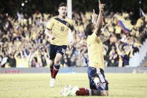 Colombia ya está en Eslovenia