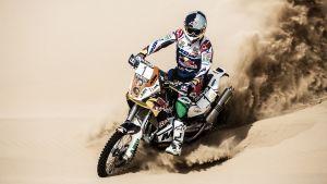 Marc Coma asesta un golpe casi definitivo al Dakar 2014
