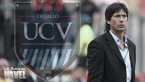 Ángel Comizzo es el nuevo director técnico de la Universidad César Vallejo