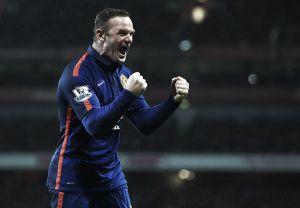 Wayne Rooney jubilant with gameplan despite calling upon the in-form David De Gea too often