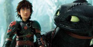 'Cómo entrenar a tu dragón 2' arrasa en los Annie