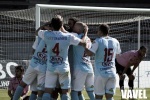 El Compostela asegura la Copa del Rey y manda al 'playout' al Real Avilés