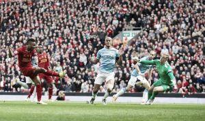 Liverpool vs Manchester City en vivo online