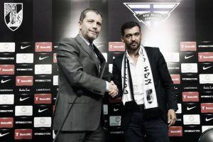 Sergio Conceiçao y Filipe Gouveia, nuevos entrenadores de Vitória SC y Académica
