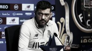 """Sérgio Conceição: """"El único pensamiento es que tenemos que ir allí y ganar"""""""
