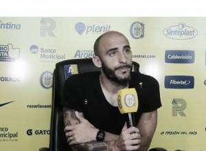 """Javier Pinola: """"El objetivo hoy por hoy es sumar, sumar y sumar"""""""