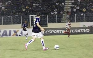 Serrano-BA supera Confiança com três gols de Amaral e conquista primeira vitória no Nordestão