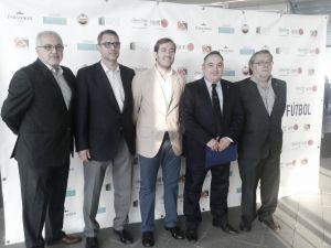 Inauguración del XI Congreso Nacional de Peñas de Clubes de Fútbol