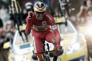 Vuelta a España 2014: Contador triunfa ante la falta de brillo general