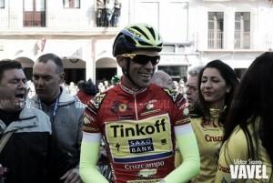 Contador no tomará la salida en el Campeonato de España