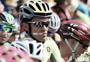 """Alberto Contador: """"El objetivo no es el podio, es ganar, aunque está muy difícil"""""""