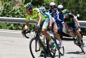 Contador descarta los Juegos Olímpicos y ya piensa en la Vuelta a España 2016