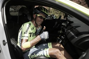 """Alberto Contador: """"Tengo que replantear la temporada y preparar La Vuelta"""""""