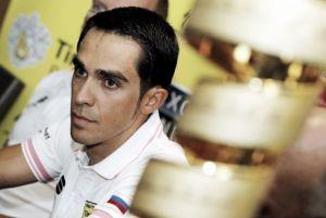 "Alberto Contador: ""No estaba seguro de poder terminar la etapa"""