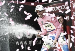 Giro de Italia 2015: una segunda semana para tipos duros