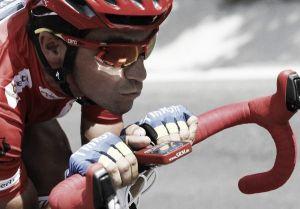 "Alberto Contador: ""Tengo que ir día a día"""