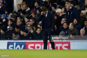 """Antonio Conte left """"disappointed"""" but insists Chelsea must now """"restart"""""""