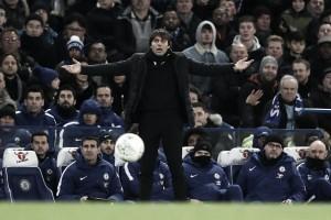 """Conte releva empate em casa e crê em classificação do Chelsea para final: """"Estamos preparados"""""""