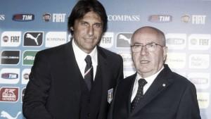 """Calcioscommesse, Antonio Conte assolto. Tavecchio: """"Soddisfazione per la fine di questa storia"""""""