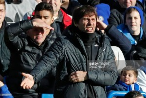 "Antonio Conte praises Chelsea players after ""difficult"" Newcastle challenge"