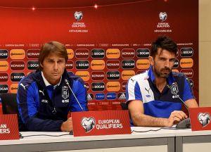"""Antonio Conte: """"Hay que obtener la clasificación frente a Azerbaiyán"""""""