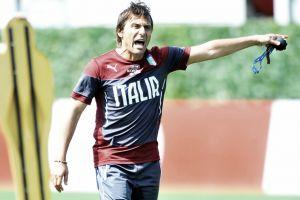"""Italia, Conte: """"Nel club Italia la bandiera è una sola"""""""