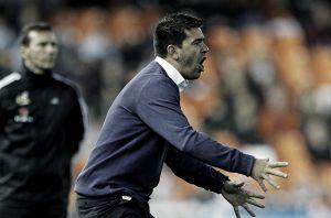 """Contra: """"No se puede perder un partido en el minuto 93"""""""