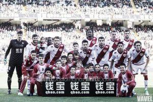 Rayo Vallecano - Sevilla: puntuaciones del Rayo, jornada 14 de la Liga BBVA