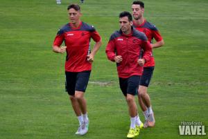 Sergio convoca a seis jugadores del filial para jugar contra el Blooming