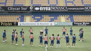 Lista de convocados para visitar al Real Valladolid