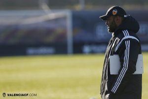 Diego Alves y Rodrigo vuelven a la disciplina ché