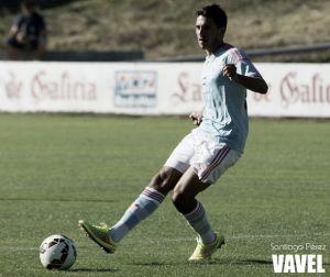 Borja Fernández entra en la lista para recibir al Málaga