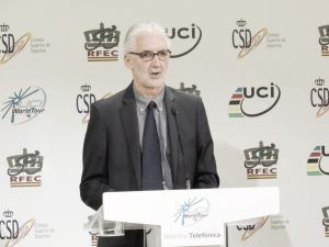 "Brian Cookson: ""No existe nada intocable"""
